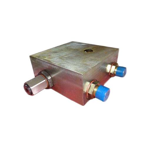 采煤机液力锁