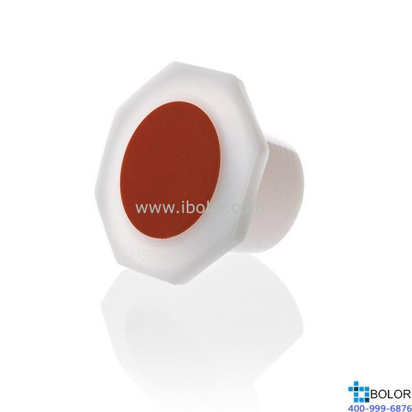 锥形磨口瓶塞,PE-LD材质,45/40,八角形,空心 144445