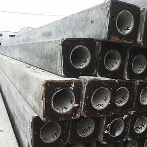 上海预制空心仿木桩