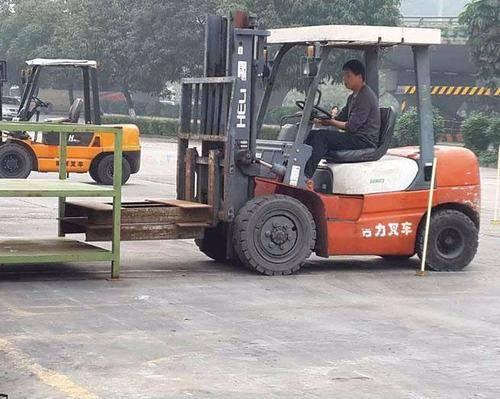 上海叉车培训