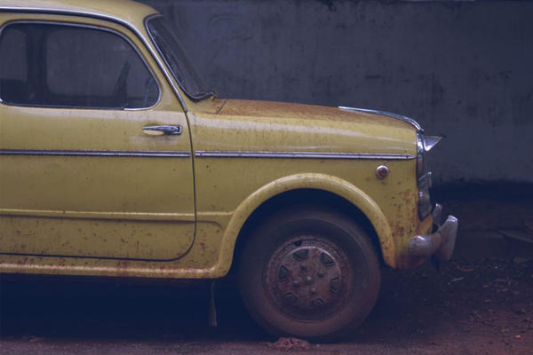 防止车漆腐蚀