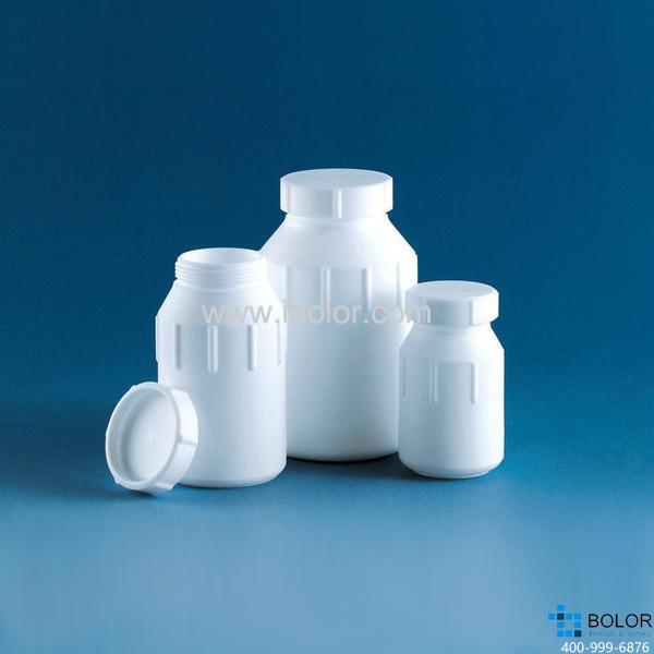 广口瓶,PTFE材质,2000 ml,开口60 mm 130564