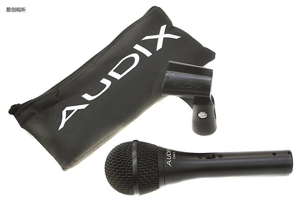 Audix OM3话筒
