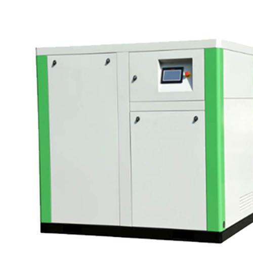 无油水润滑螺杆空压机上海生产22KW节能变频空气压缩机维修配件
