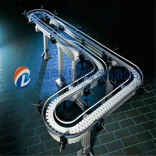 环行输送线 循环柔性链输送机系统