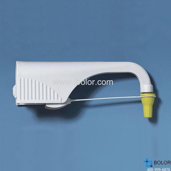 排液管帶回流閥,用于Dispensette?S Organic25, 50與100ml, 標準排液頭, 135mm 708119