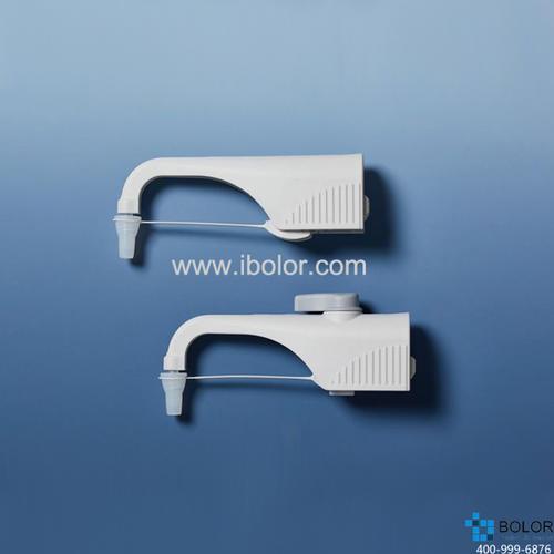 排液管,带回流阀,用于Dispensette® S 痕量分析型 10ml, Tantalum 弹簧, 90mm 708124