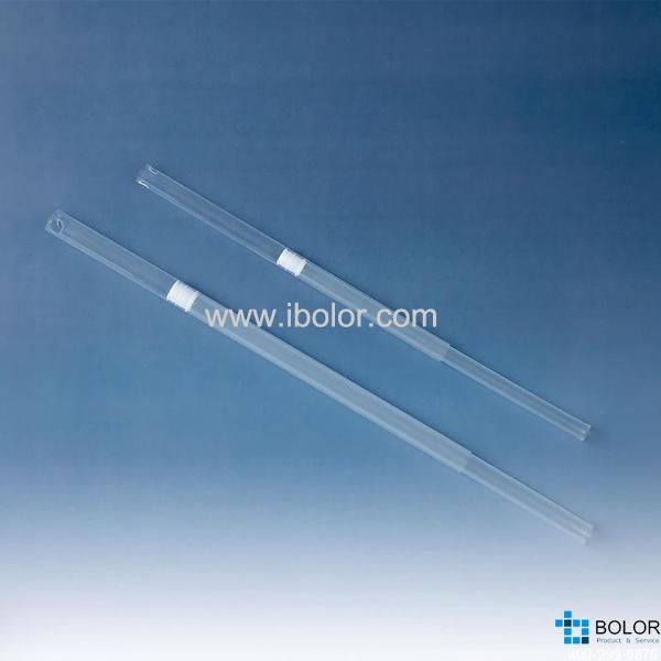 伸縮式吸液管,Dispensette?S/S Organic25與50ml, FEP, 250-480 mm, 708220
