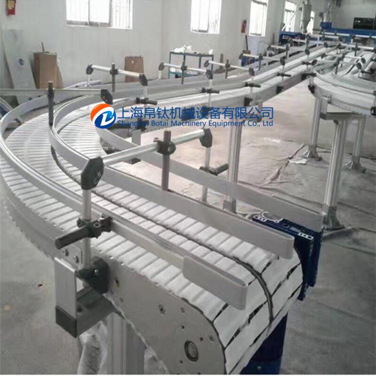 140宽并排柔性链输送系统
