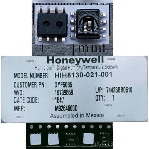 温湿度传感器之 HONEYWELL HIH-4000单湿度传感器元件电压输出型湿度传感器