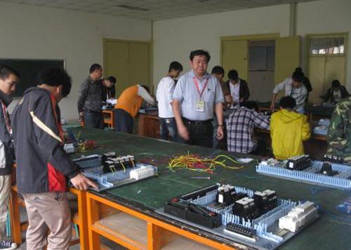 上海焊工培训