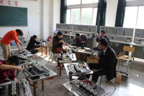 上海松江电工培训