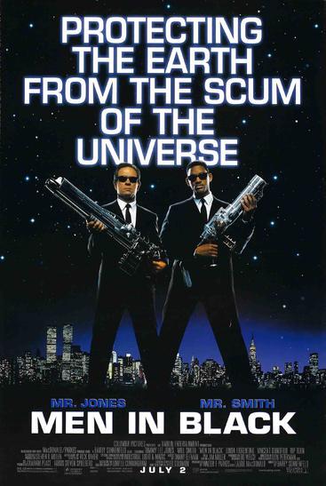 黑衣人 Men in Black (1997)