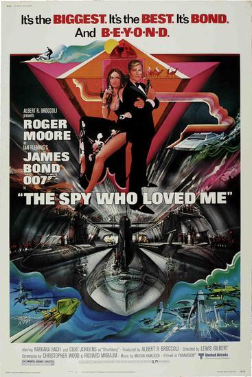 007之海底城 The Spy Who Loved Me (1977)