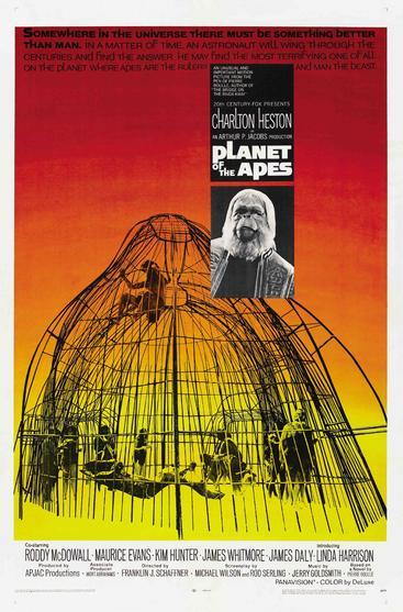 人猿星球 Planet of the Apes (1968)