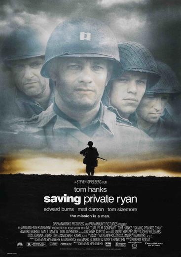 拯救大兵瑞恩 Saving Private Ryan (1998)