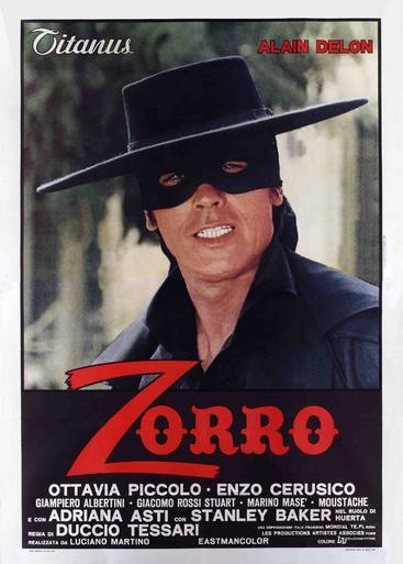 佐罗 Zorro (1975)