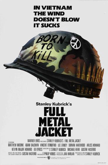 全金属外壳 Full Metal Jacket (1987)