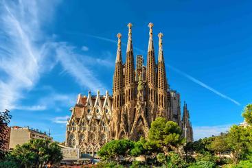 西班牙 巴塞罗那 Barcelona Spain