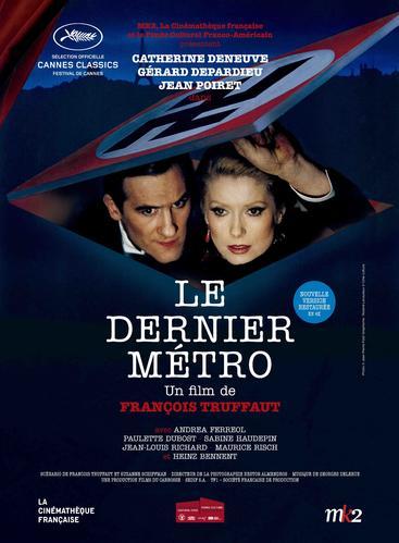 最后一班地铁 Le dernier métro (1980)