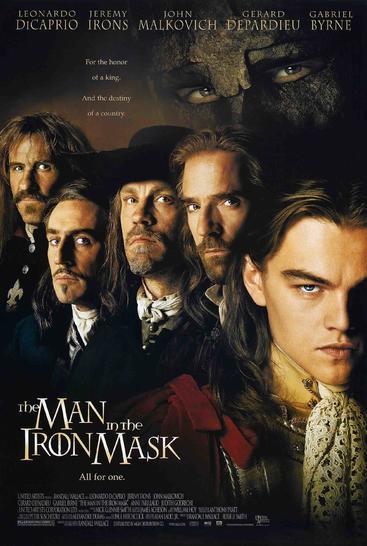 铁面人 The Man in the Iron Mask (1998)