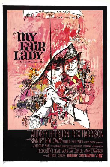 窈窕淑女 My Fair Lady (1964)