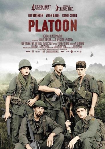 野战排 Platoon (1986)