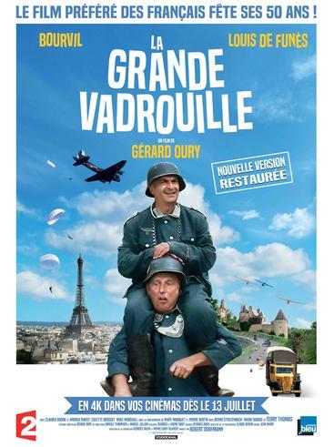 虎口脱险 La grande vadrouille (1966)