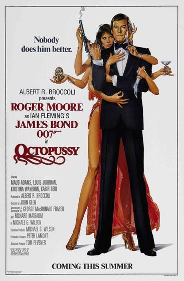 007之八爪女 Octopussy (1983)