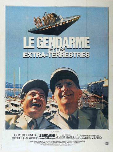 警察智斗外星人 Le Gendarme et les extra-terrestres (1979)