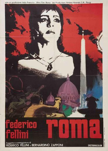 罗马 Roma (1972)