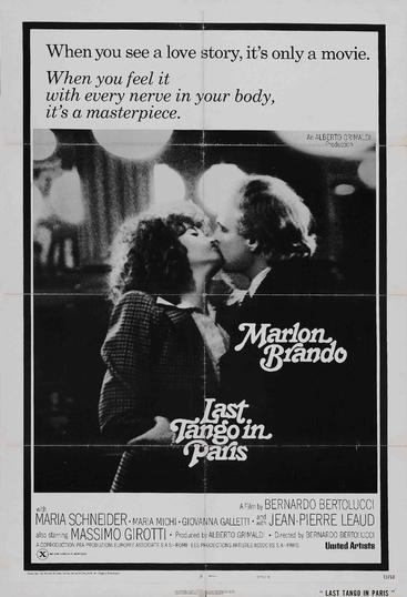 巴黎最后的探戈 Ultimo tango a Parigi (1972)