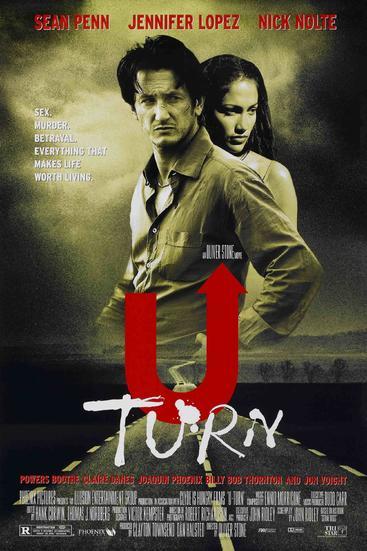 不准掉头  U Turn (1997)