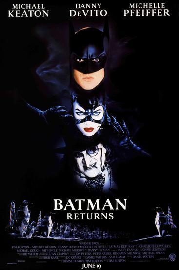 蝙蝠侠归来 Batman Returns (1992)