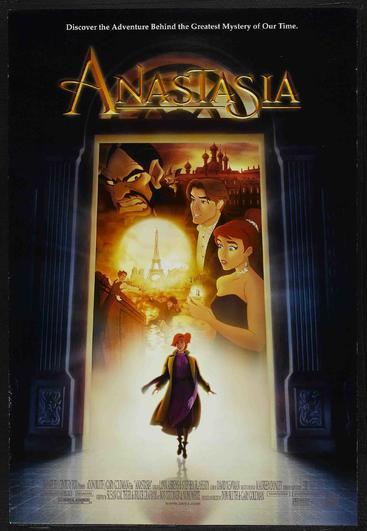 安娜斯塔西娅  Anastasia (1997)