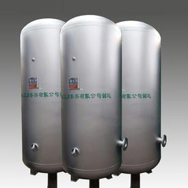 不锈钢储气罐配件安全阀上海申江1立方8KG304压力容器专用电子排水器