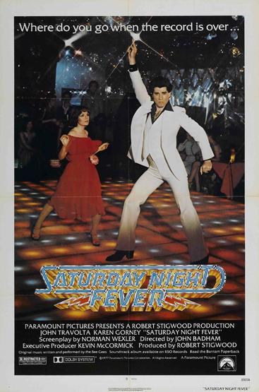 周末夜狂热 Saturday Night Fever (1977)