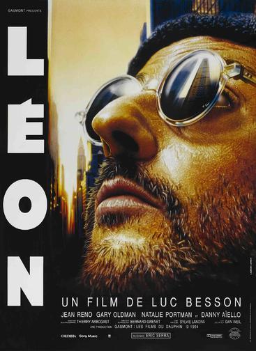 这个杀手不太冷  Leon (1994)