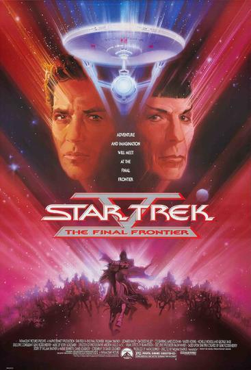 星际旅行5:**先锋 Star Trek V The Final Frontier (1989)