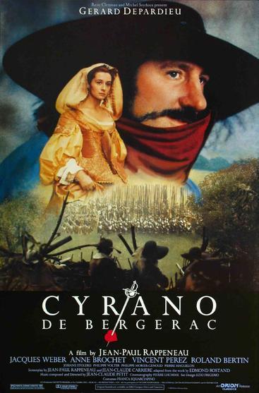 大鼻子情圣 Cyrano de Bergerac (1990)