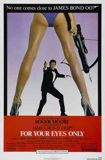 007之**机密 For Your Eyes Only (1981)