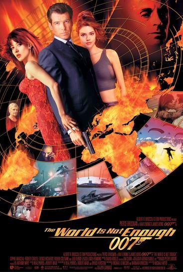007之黑日危机 The World is Not Enough (1999)