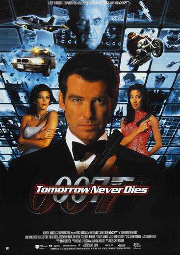 明日帝国 Tomorrow Never Dies (1997)