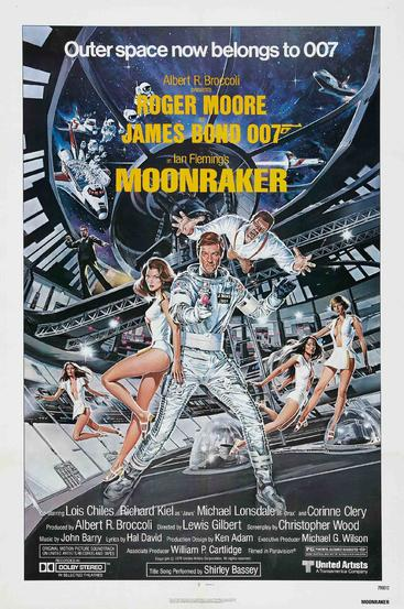 007之太空城 Moonraker (1979)