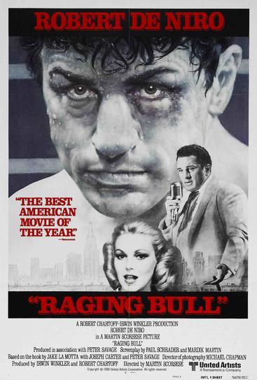 愤怒的公牛 Raging Bull (1980)