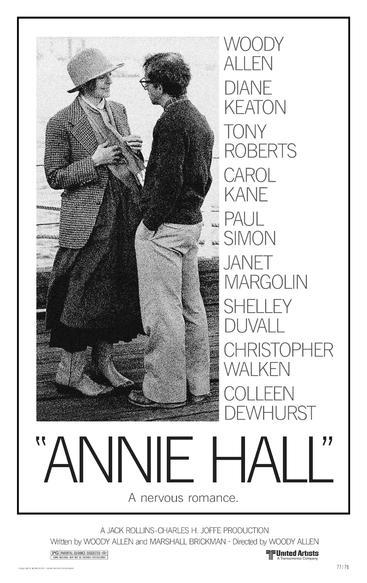 安妮·霍尔 Annie Hall (1977)