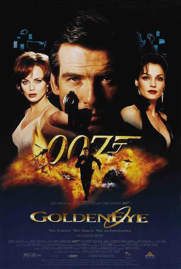 黄金之眼 Goldeneye (1995)
