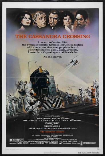 卡桑德拉大桥 The Cassandra Crossing (1976)
