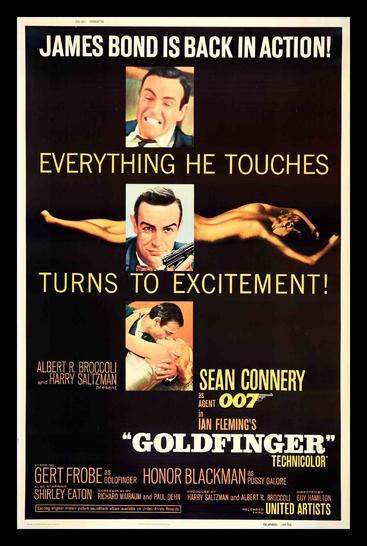 007之金手指 Goldfinger (1964)