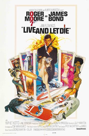 007之你死我活 Live and Let Die (1973)